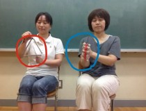 お手本ビデオ ~ リズム打ち編♪【自作】