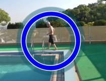 ビデオ de プール開き
