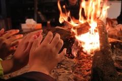 魔法の囲炉裏