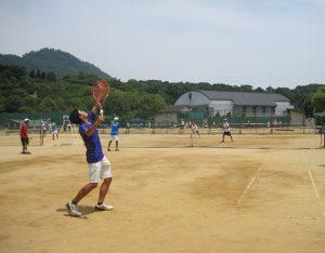 テニス男子②